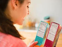 We'll teach you how to read labels to help you avoid toxins in food and personal products