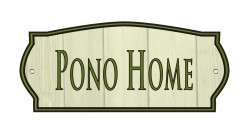 Welcome to your Pono Home