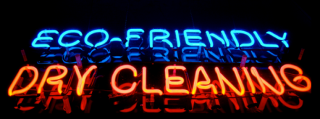 """What exactly is """"green dry cleaning""""?"""