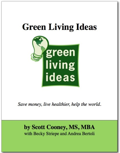 Green Living Ideas Book cover.005